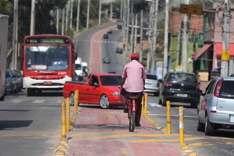 Prefeitura de SP implantará 173 km de ciclovias e 25 vias podem acabar