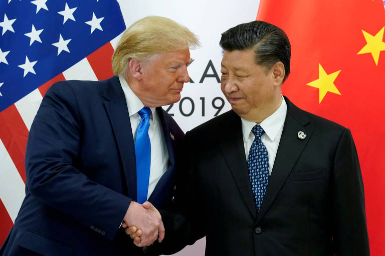 Trump anuncia fechamento de 'fase 1' do acordo comercial com a China