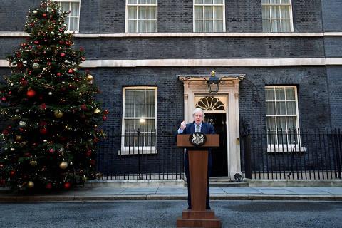 Em discurso, Boris pede unidade para 'curar' Reino Unido rachado por brexit