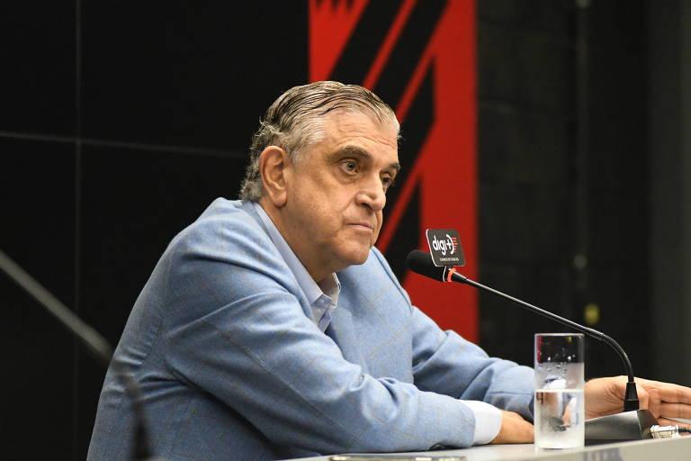 Mário Celso Petraglia - Presidente do Conselho Administrativo do Clube Athetico Paranaense