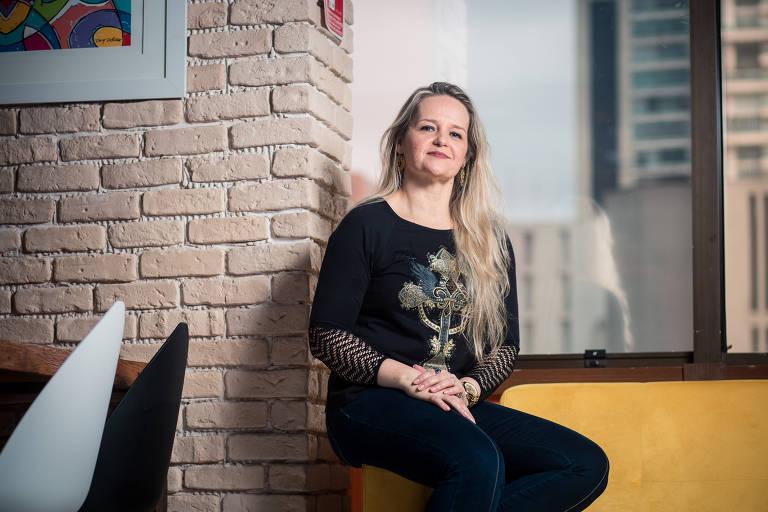 A empresária Tatiana Pezoa, 45, faliu duas empresas antes de abrir a Trustvox, que deu certo e foi vendida no fim do ano passado para o Reclame Aqui
