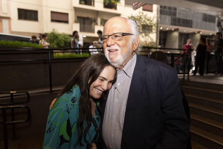 Homenagem aos 90 anos de Antunes Filho