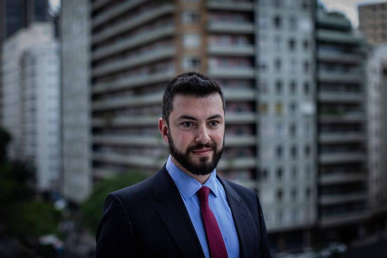 O presidente da Câmara reeleito Eduardo Tuma (PSDB)