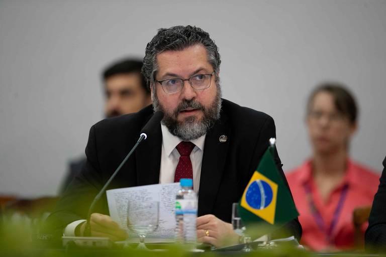 Quem é quem na política externa brasileira