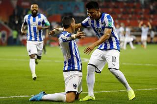 Club World Cup - Quarter Final - Monterrey v Al Sadd SC