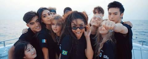 Grupo de música pop Now United