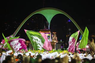 Desfile Escolas de Samba Carnaval RJ 2019