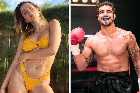 Os mais sexy de 2019 - Anitta e Caio Castro