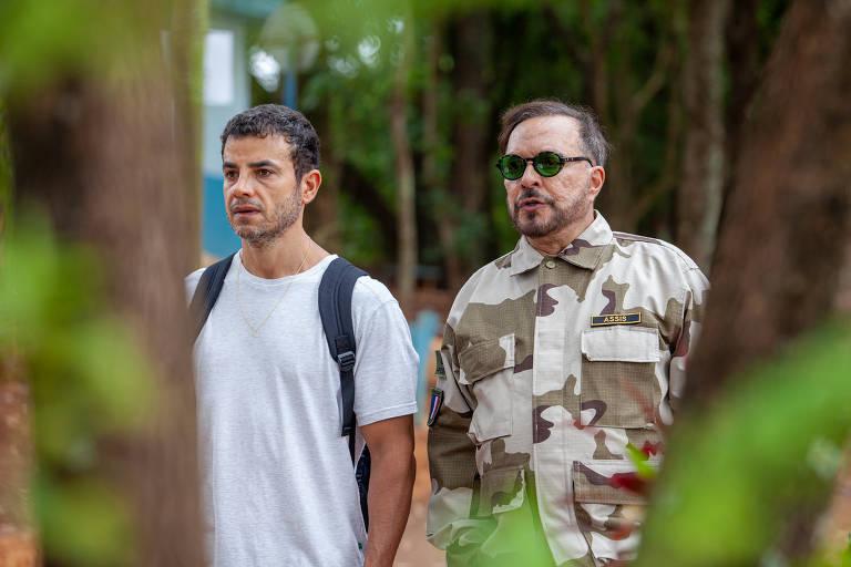 'O Segundo Homem', novo filme de Thiago Luciano, imagina Brasil distópico com porte de armas liberado