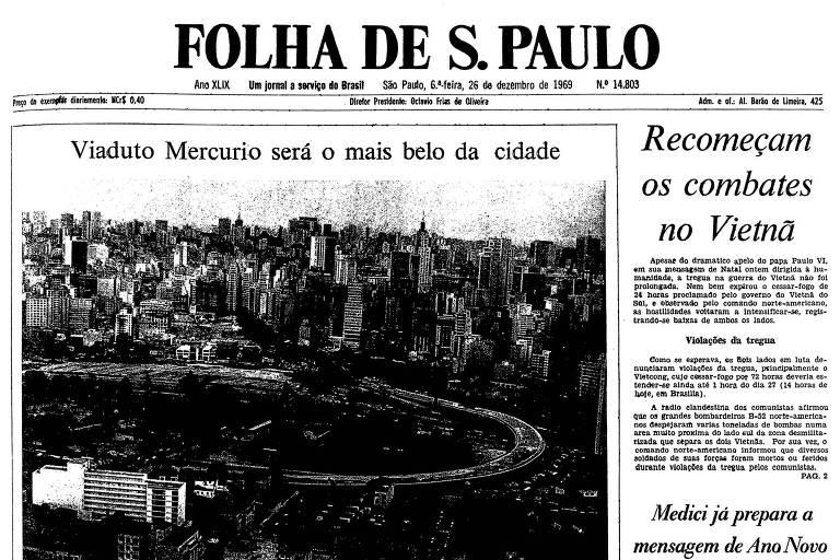 1969: Apesar do apelo do papa Paulo 6º, recomeçam os combates no Vietnã