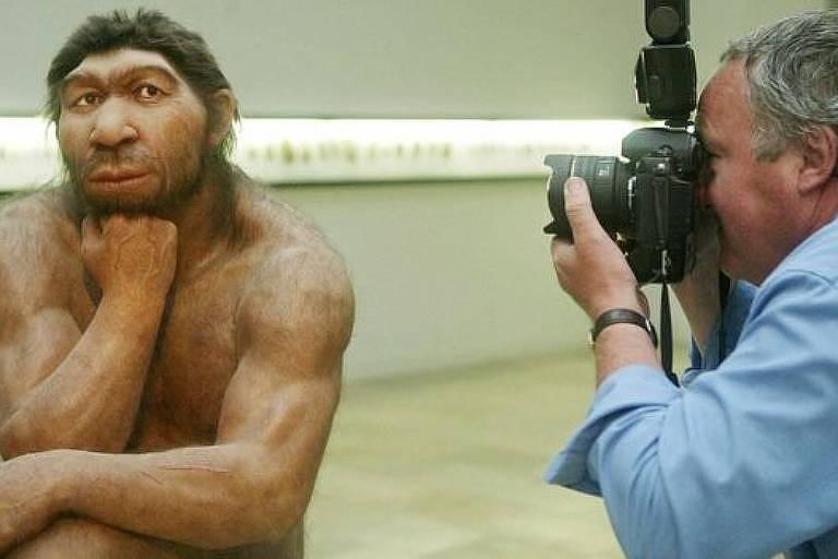 Humanos modernos têm traços mais 'delicados' que os dos neandertais
