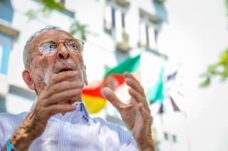Antônio Pinheiro Salles, jornalista preso e torturado por nove anos durante a ditadura militar no Brasil