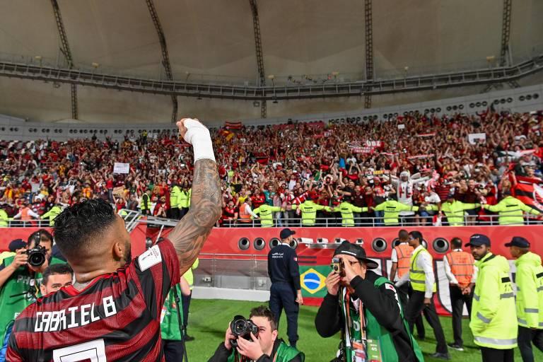 Flamengo x Al-Hilal na semi do Mundial