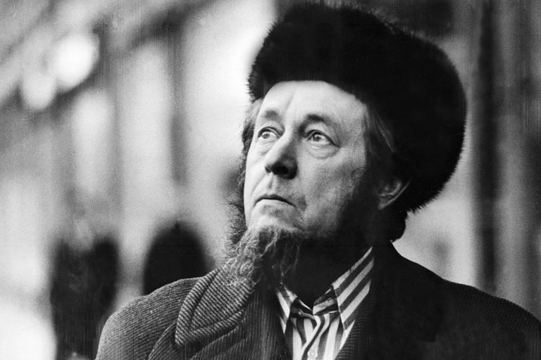 Aleksandr Soljenítsyn, o escritor que sobreviveu ao gulag