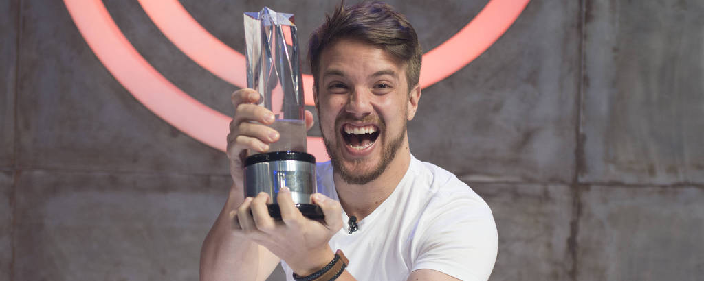 Vitor Bourguignon é o campeão do MasterChef: A Revanche (Band)