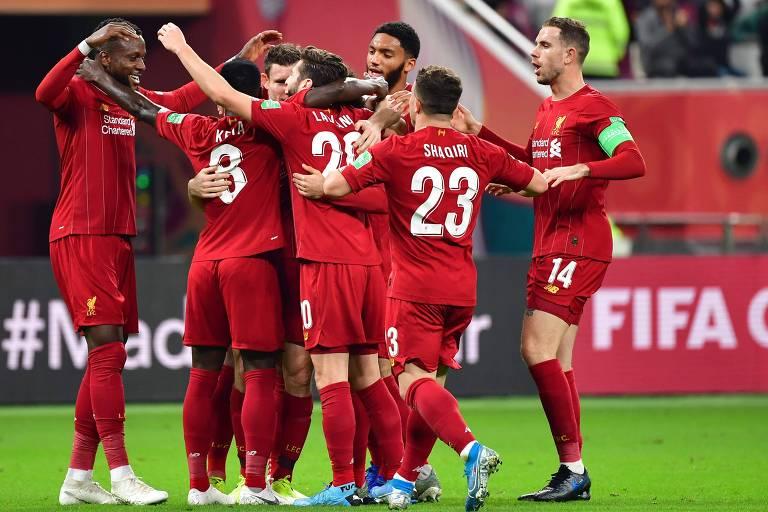 No Sufoco Liverpool Vence E Repete Final Do Mundial Com