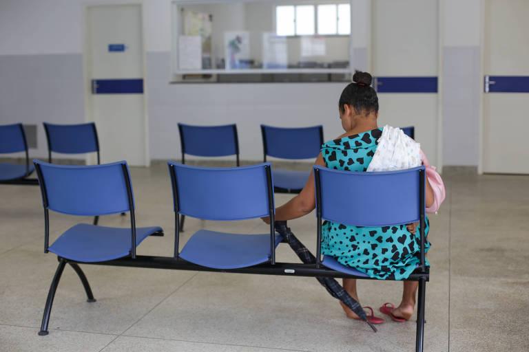 Posto de saúde em bairro de Salvador, que ficou sem médicos com a redução do programa Mais Médicos