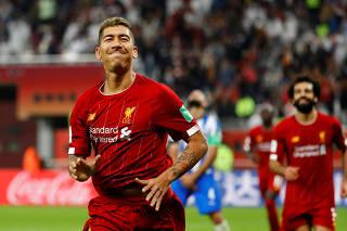 Club World Cup - Semi Final - Monterrey v Liverpool