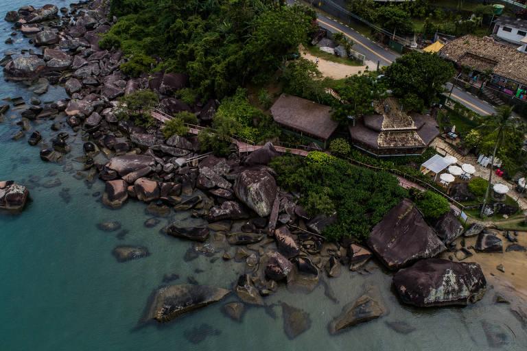 Litoral norte de SP também enfrenta problemas com qualidade das praias