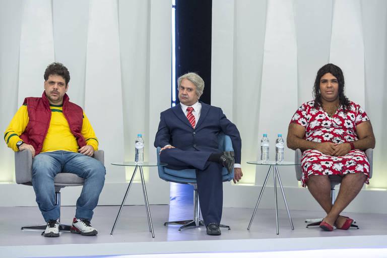 Globo brinca com o VAR na retrospectiva de humor de 2019