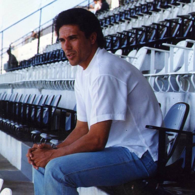 Vanderlei Luxemburgo ganhou projeção como técnico à frente do Bragantino