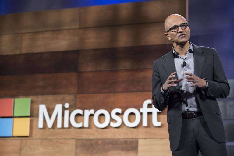 Sob risco de irrelevância, presidente Microsoft comanda período de riqueza
