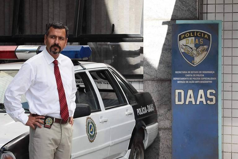 """Marcos Palmeira em """"A Divisão"""" (2020)"""