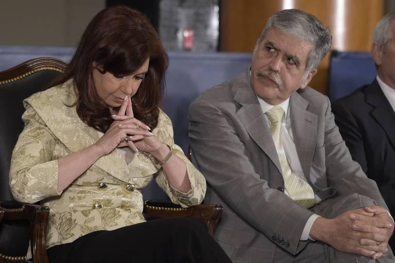 Tuítes do presidente da Argentina interrompem votação de pacote econômico