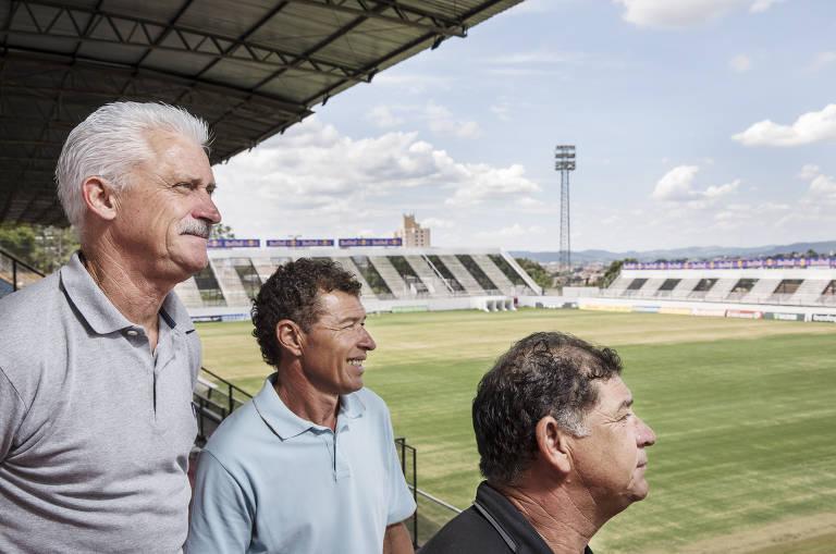 Bragantino celebra 30 anos de seu primeiro título nacional