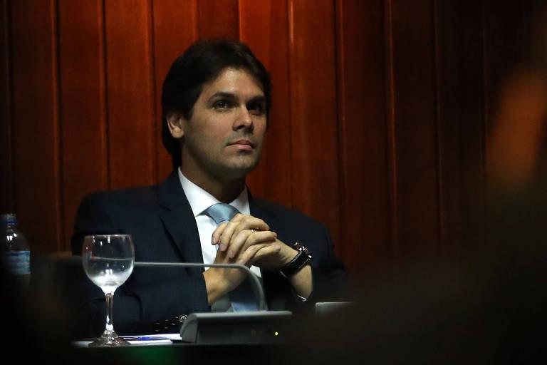 O expresidente do INSS Renato Vieira
