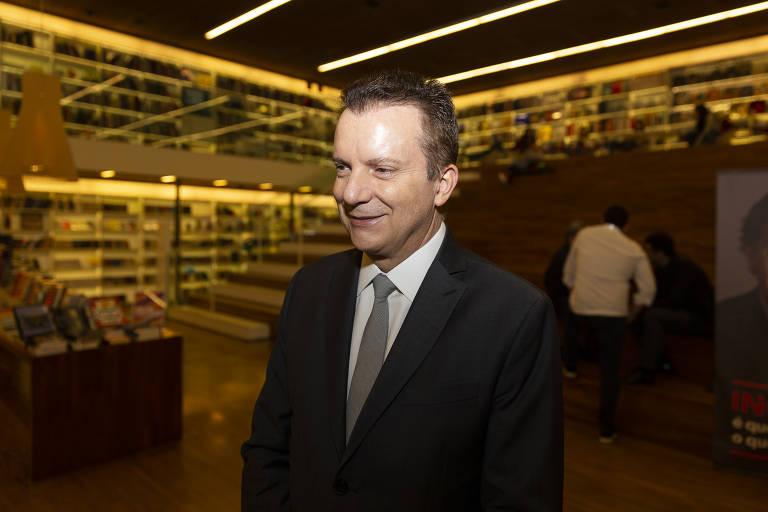 O deputado federal Celso Russomanno, que disse querer ser candidato a prefeito de SP