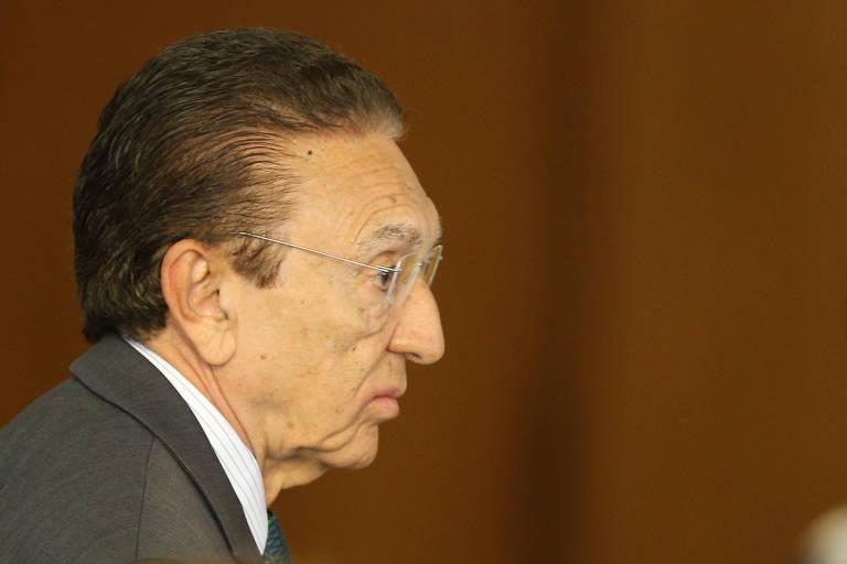 O ex-ministro das Minias das Energia, Edison Lobão