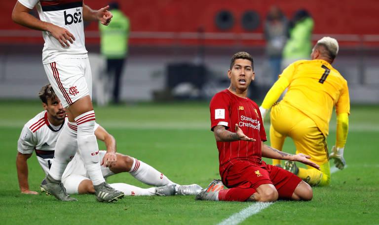 Liverpool x Flamengo na final do Mundial de Clubes