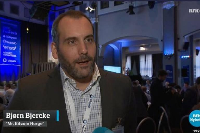 Bjorn Bjercke foi o primeiro a identificar falhas estruturais na OneCoin