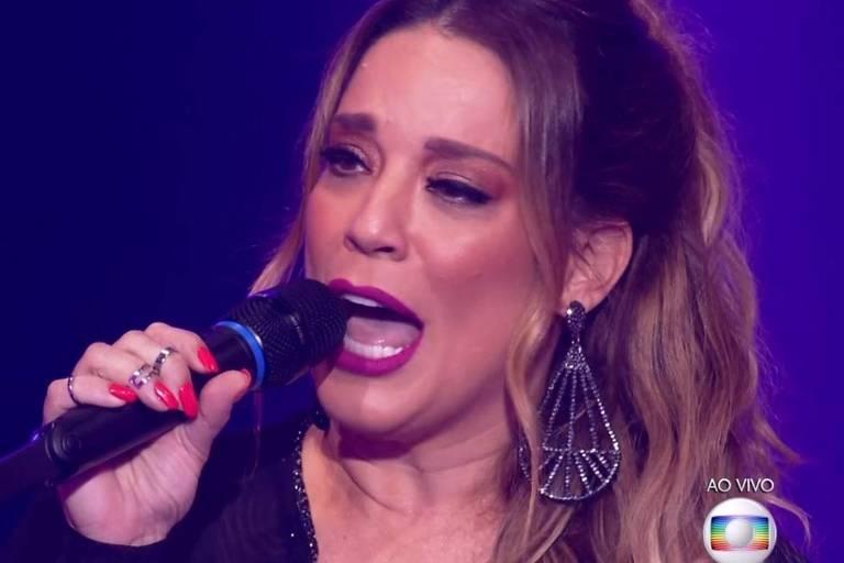 "Helga Nemeczyk cantou ""If I Ain't Got You"", de Alicia Keys, na semifinal"