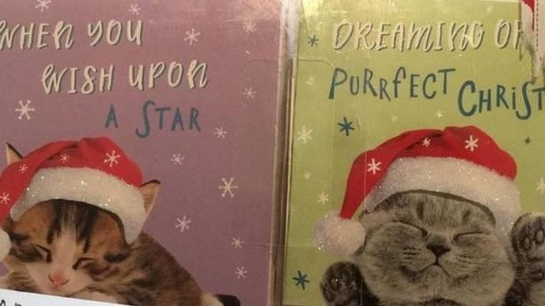 Menina encontra pedido de ajuda de trabalhador chinês em cartão de Natal