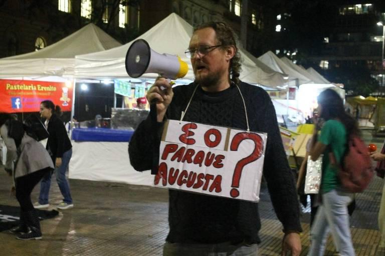 Ativista ambiental Cláudio Milz (1969-2019)