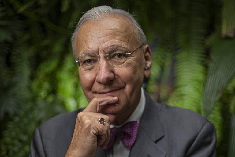 """O sociólogo francês Michel Maffesoli, que está no Brasil para lançar livro """"A Palavra do Silêncio"""""""
