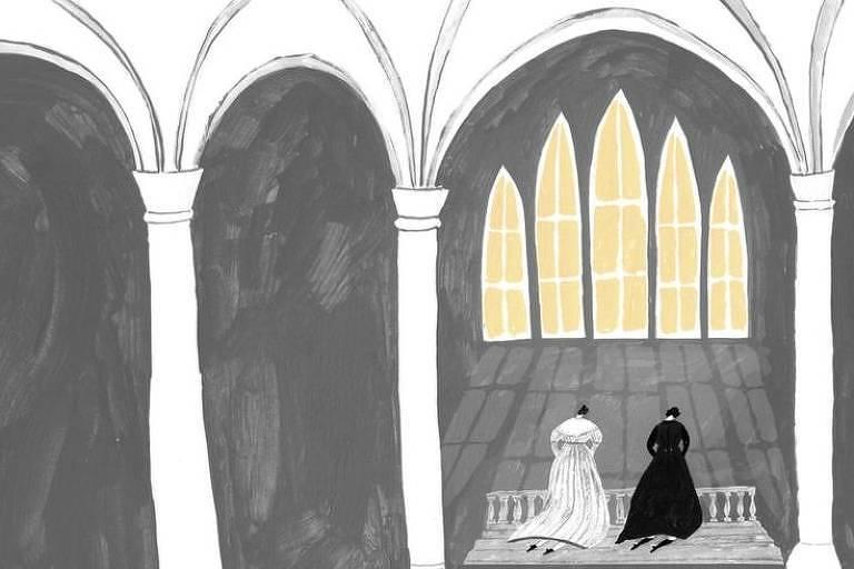 Anne Lister dividiu a vida 'conjugal' com outra mulher antes mesmo de a palavra 'lésbica' ser cunhada