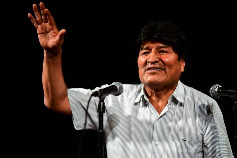 Ato deve escolher candidato de partido de Evo para eleições na Bolívia