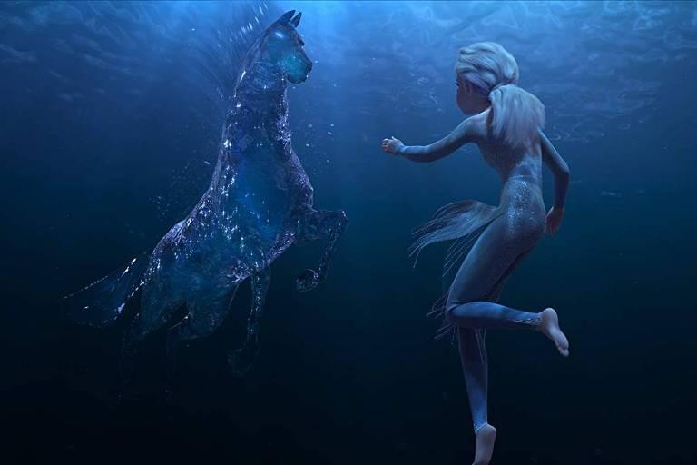 Confira cenas de 'Frozen 2'