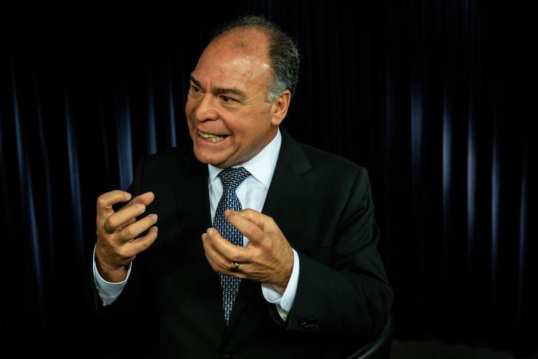 O senador e líder do governo no Senado, Fernando Bezerra (MDB-PE)