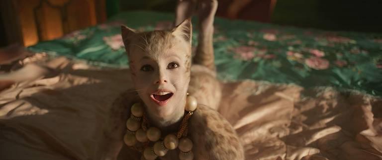 Veja cenas do filme 'Cats'