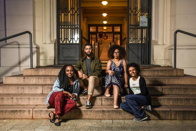 Com cotas, aulas da USP começam a perder 'brancocentrismo'