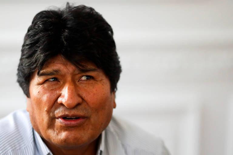 Em evento natalino na Argentina, Evo desiste de ato na fronteira com a Bolívia