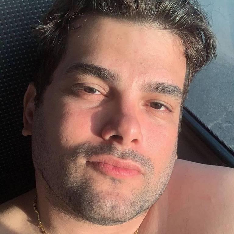 Humorista Rafael Cunha