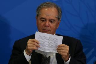 BOLSONARO / PAULO GUEDES / BENTO / GAS / PETROBRAS