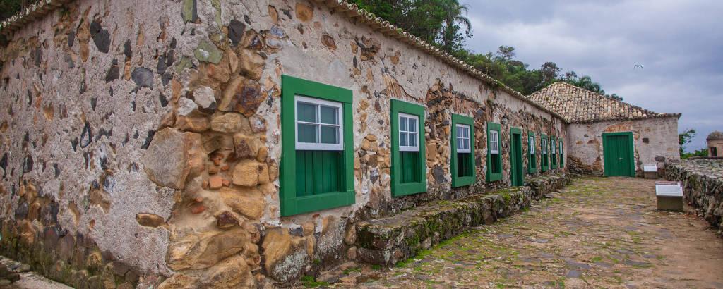 Fortaleza de Santo Antônio de Ratones, construção de 1740 e parte da história da disputa de Portugal e Espanha pelo domínio do território brasileiro