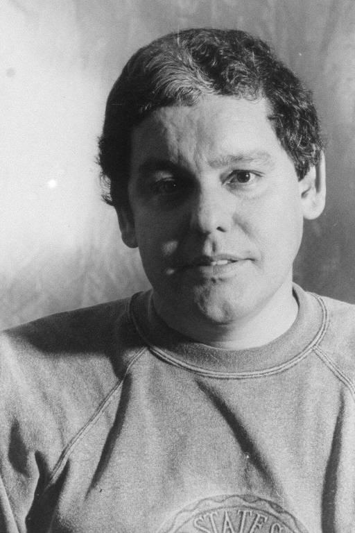 O compositor mineiro Fernando Brant