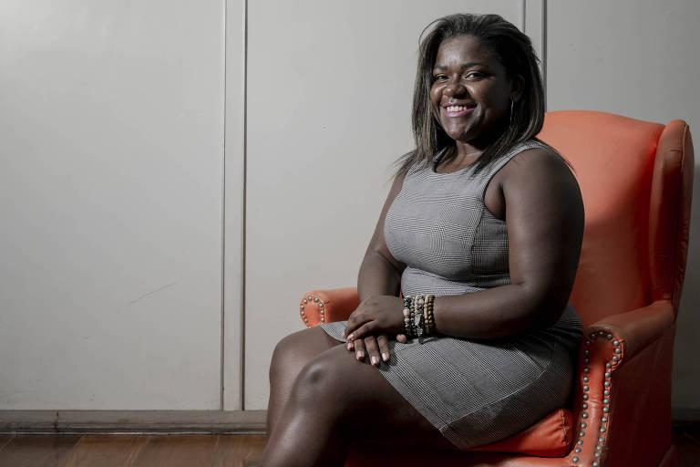 Wedja de Campos, 29, que estuda para concurso da magistratura paulista